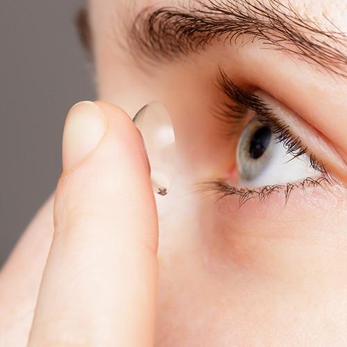 contact lenses regina